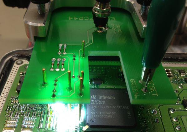 Reprogramação Eletrônica